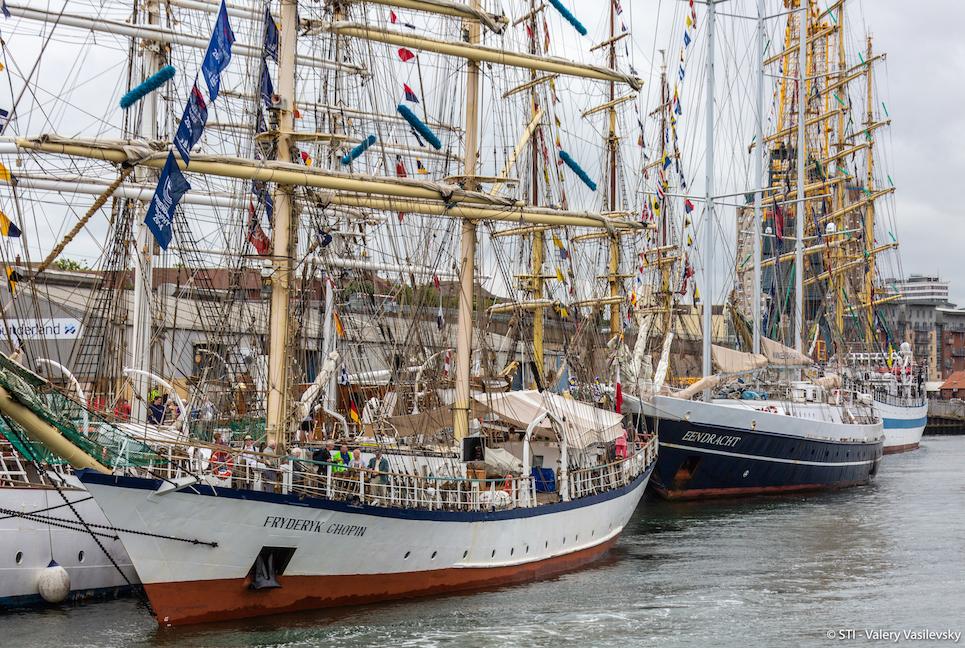 tall ships sunderland fryderyk chopin eendracht