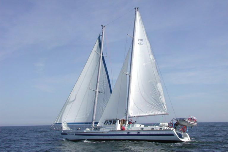 yacht gedania