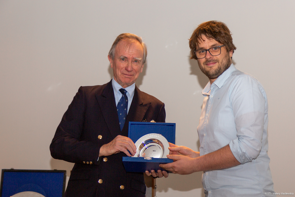 Sail Trainer of the Year - Jan Willem Ouwerkerk