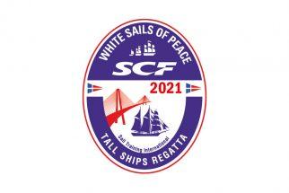 white sails of peace tall ships regatta 2021