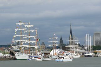 L'Armada Rouen 2008