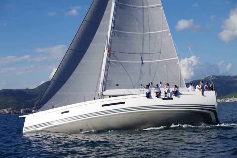 belgian yacht patricia