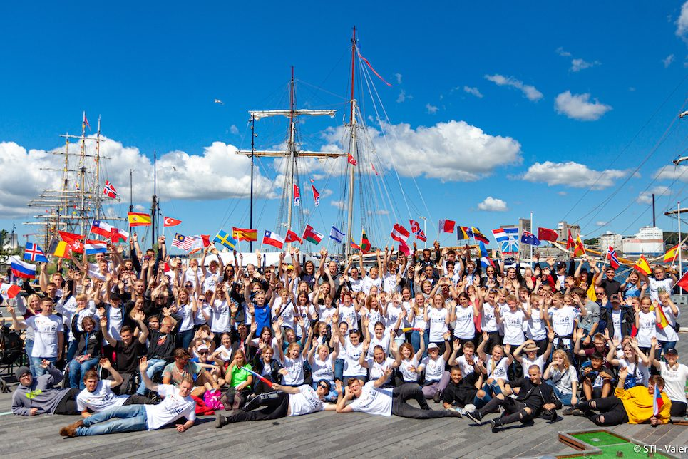 tall ships races 2019 aalborg host port trainees