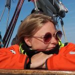 sail training international latvian youth council representative Jelizaveta Ivanova