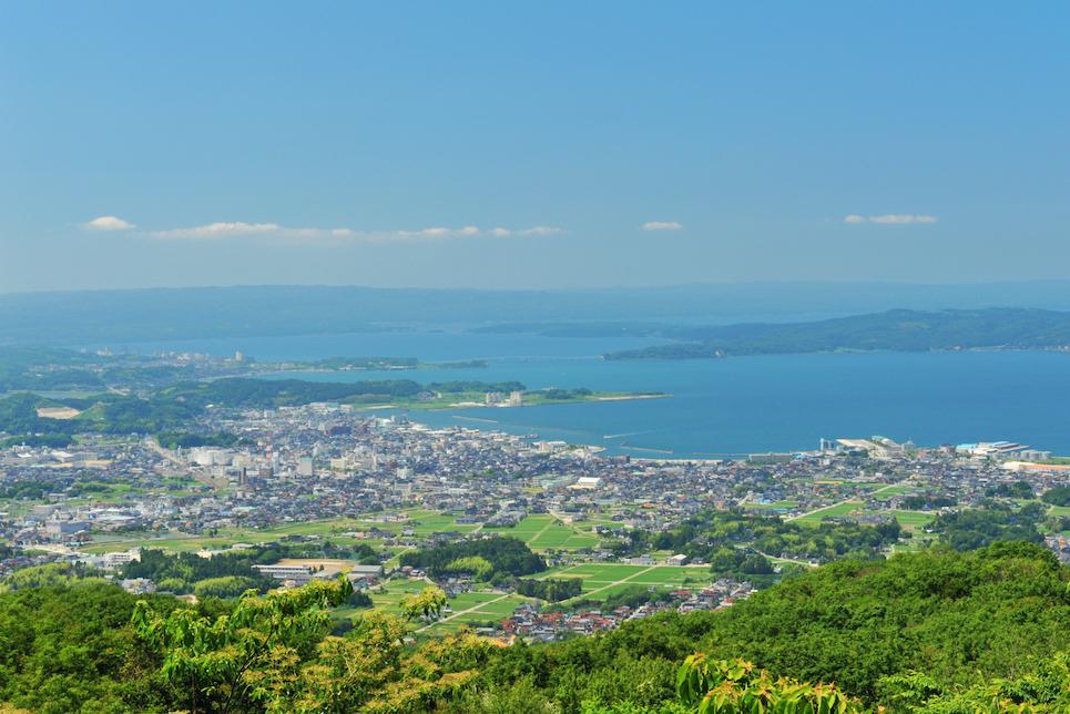 SCF White Sails of Peace Regatta Host Port Nanao city Japan