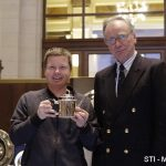 international sail training and tall ships conference 2019 annual awards boston teapot trophy winner fryderyk chopin