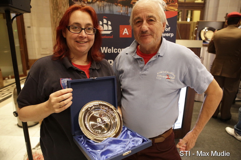 international sail training and tall ships conference 2019 annual awards sail training organisation winner challenge wales